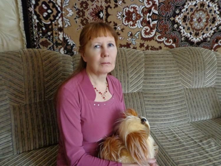 Галина Монахова борется за жизнь в больнице