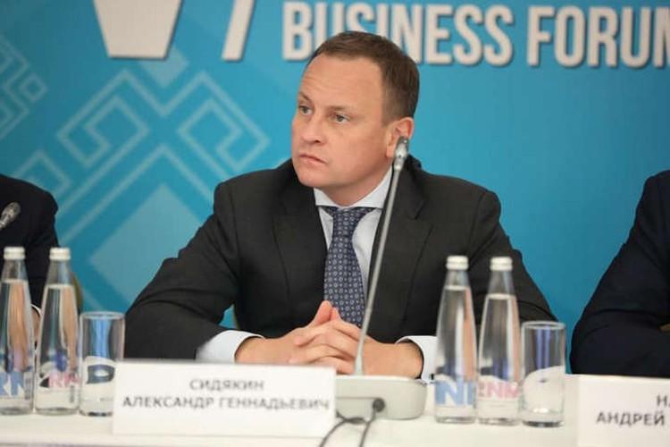Руководитель администрации главы Башкирии Александр Сидякин также попал в кабинет министров