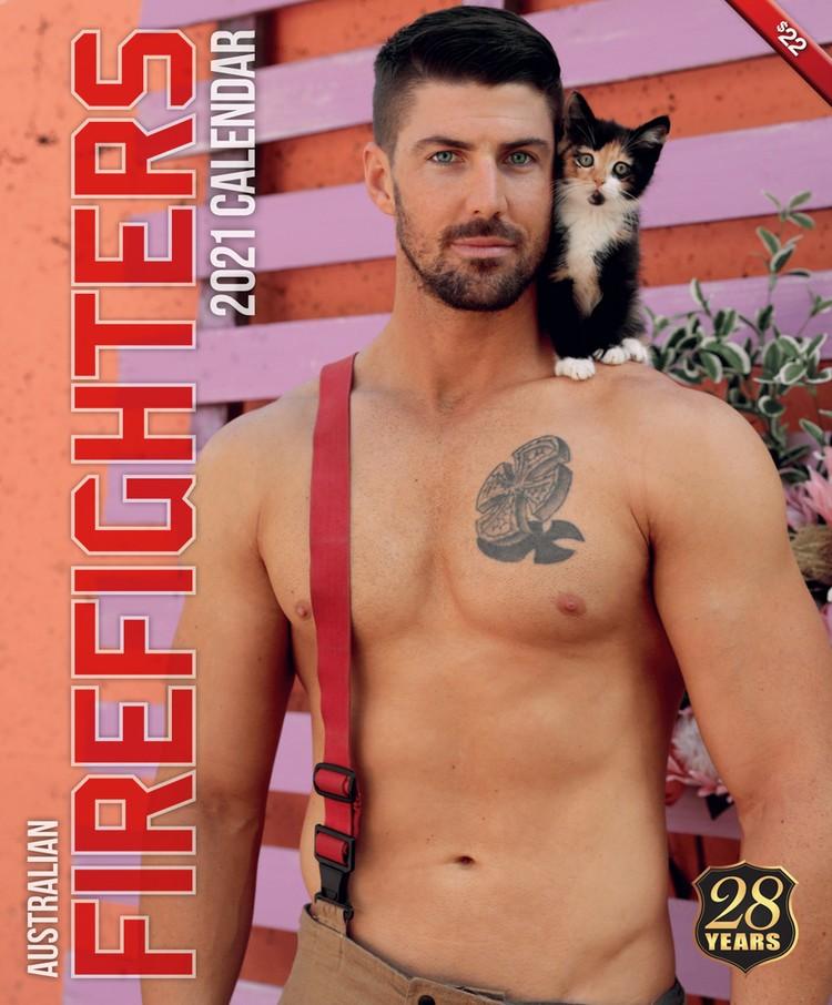 Фото: Australian Firefighters Calendar