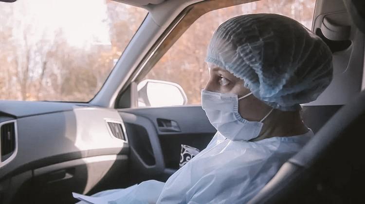 Участковый терапевт Светлана Абрамова. Фото - владимирское отделение ОНФ.