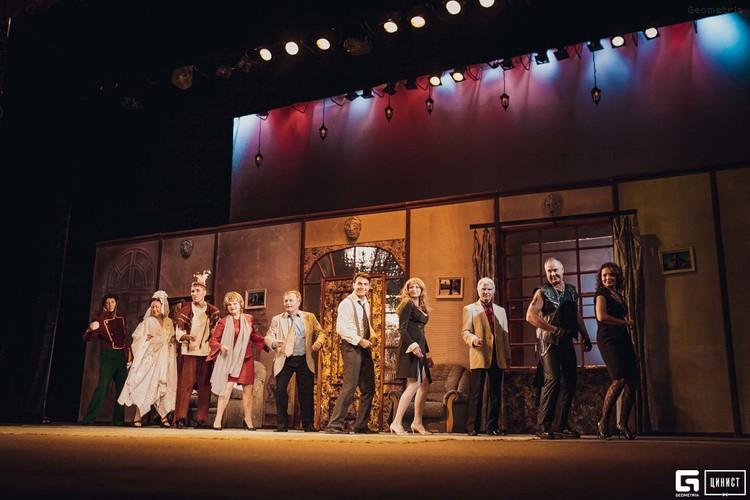 Зритель ждёт встречи с полюбившимися героями! Фото: архив Тверского театра драмы.