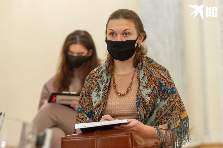 """Корреспондент """"КП"""" тоже написала Тотальный диктант"""
