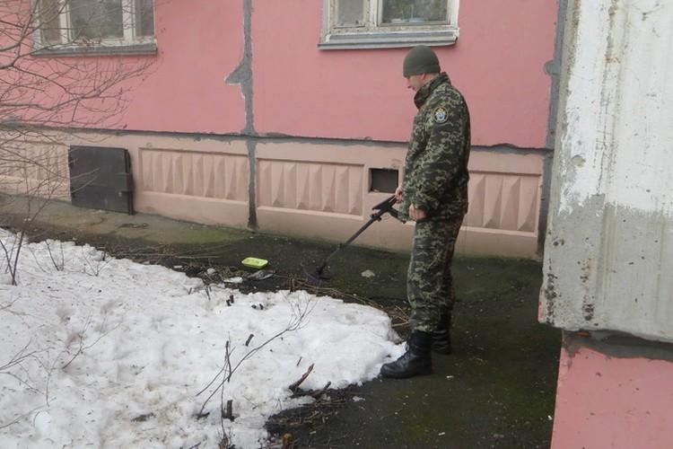 Осмотр места происшествия с помощью высокотехнологичной криминалистической техники. Фото: СУ СКР по Пермскому краю.