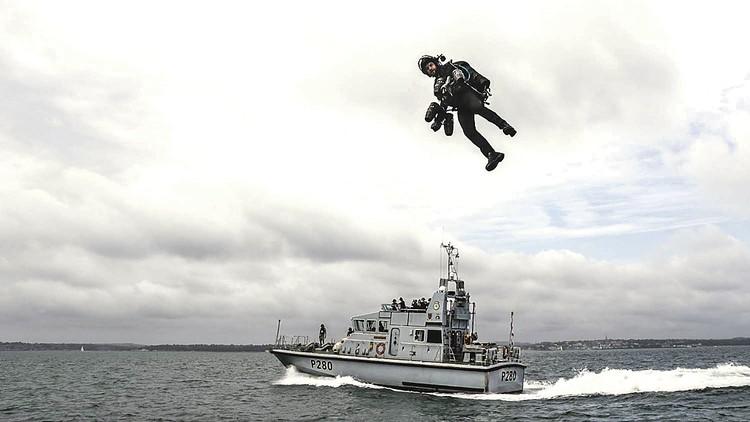Реальные учения британского спецназа по захвату морских судов. Фото: UK Ministry of Defence