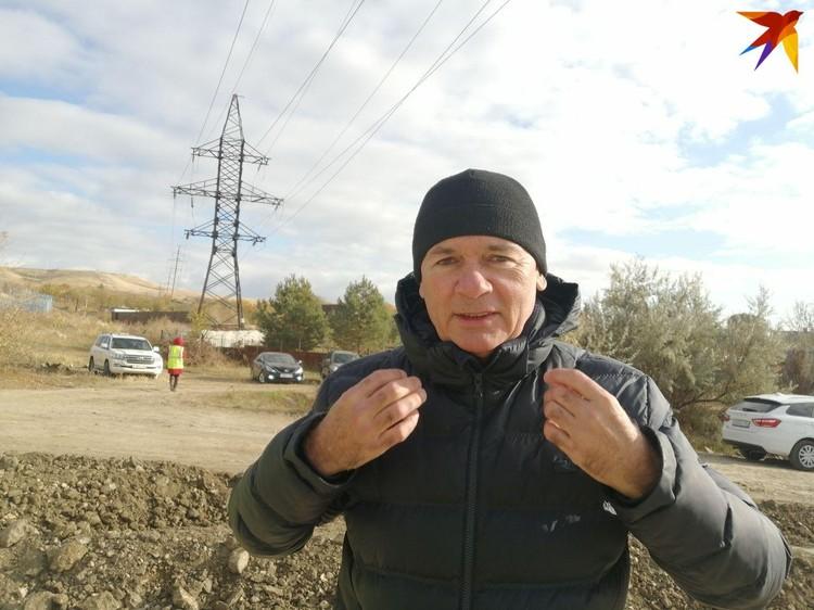 Подрядчик обещал закончить дорогу к 30 ноября