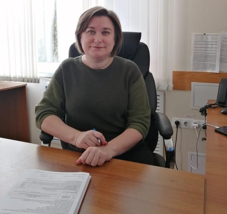 Директор Рязанской областной ветеринарной лаборатории Анжелика Суханова: «У нас работают фанаты своего дела!».