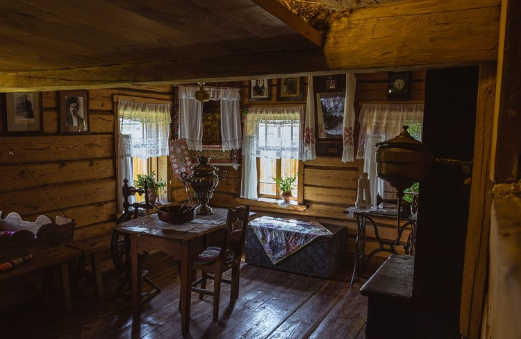 дом-музей поэта Александра Ширяевца. Фото: Алексей Авдейчев