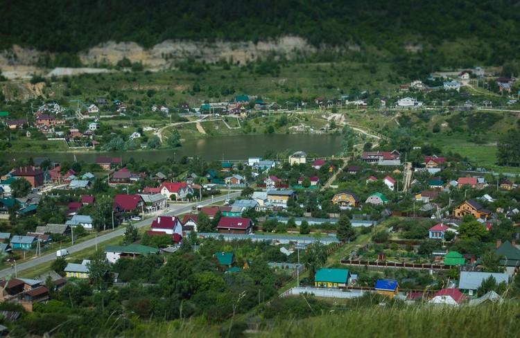 Село Ширяево. Фото: Алексей Авдейчев