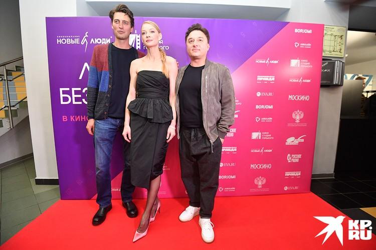 «Любовь без размера» -так называется романтическая комедия, главную роль в которой сыграла Светлана Ходченкова.