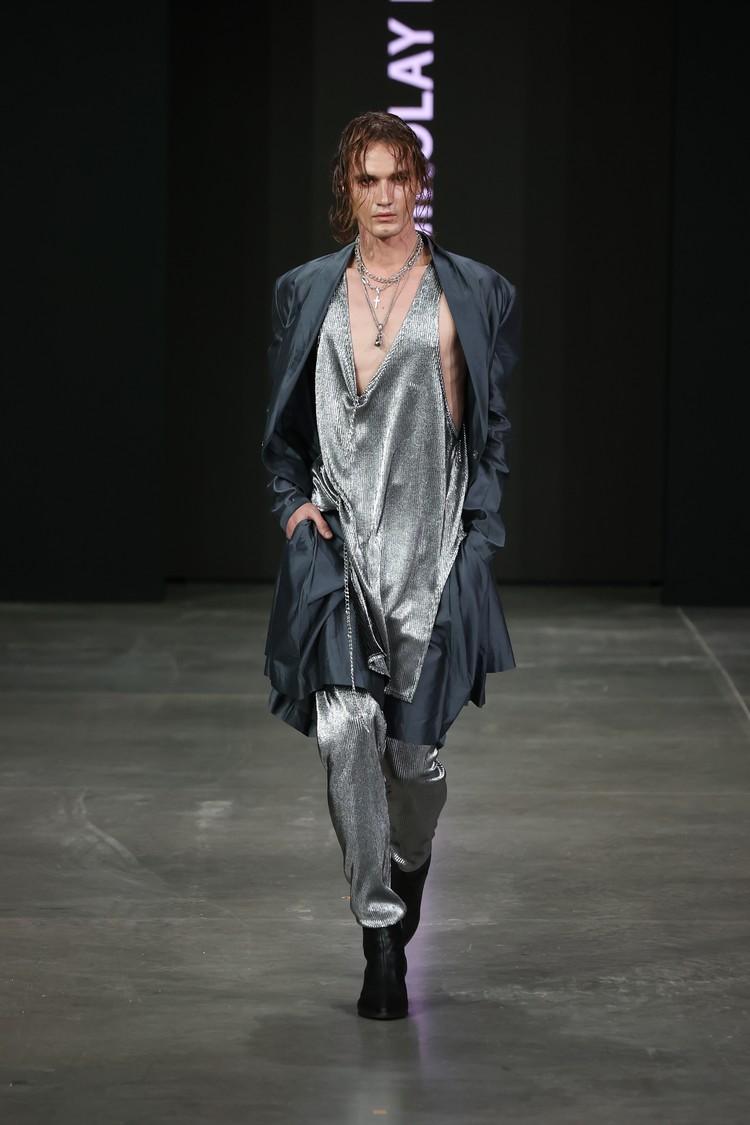 Коллекция бренда N.LEGENDA. Фото: предоставлено Национальной палатой моды.