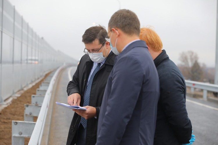 """""""Это знаковое событие, новый шаг в развитии транспортной доступности севера области и сообщения с соседними регионами""""."""