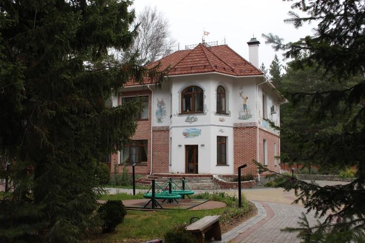 Омский хоспис «Дом радужного детства» открылся в 2019 году Фото: центр помощи детям «Радуга»