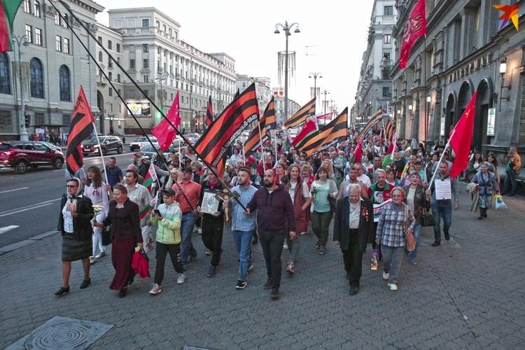 Подготовка к митингу шла полным ходом - 22 октября Федерация профсоюзов Беларуси подала заявку на проведение мероприятия.