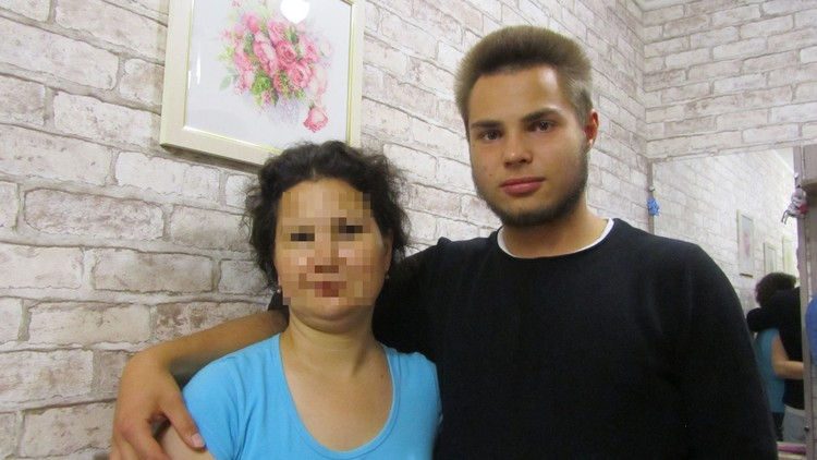"""Несмотря на возраст Комаров практически не пользовался социальными сетями, а на старых страницах в основном публиковал фотографии своего кумира - футболиста Криштиану Роналду. Фото: личная страница матери осужденного во """"ВКонтакте"""""""