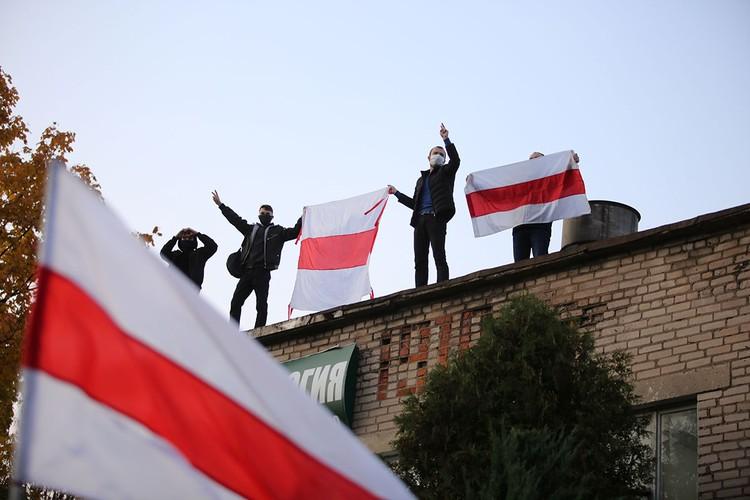 Началась ли общенациональная забастовка в Белоруссии – вещь спорная.