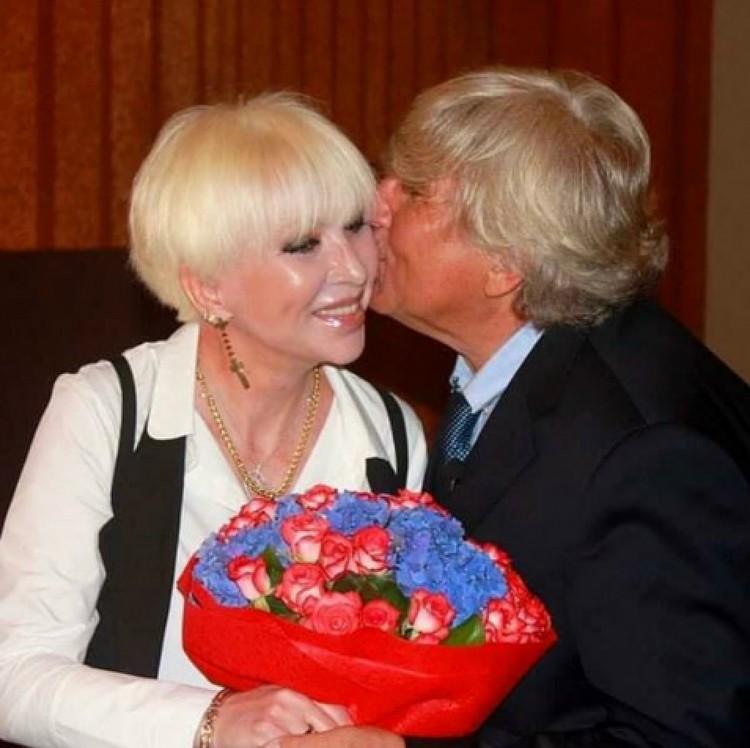 Певица умерла после 40 дней брака с Юрием Фирсовым.