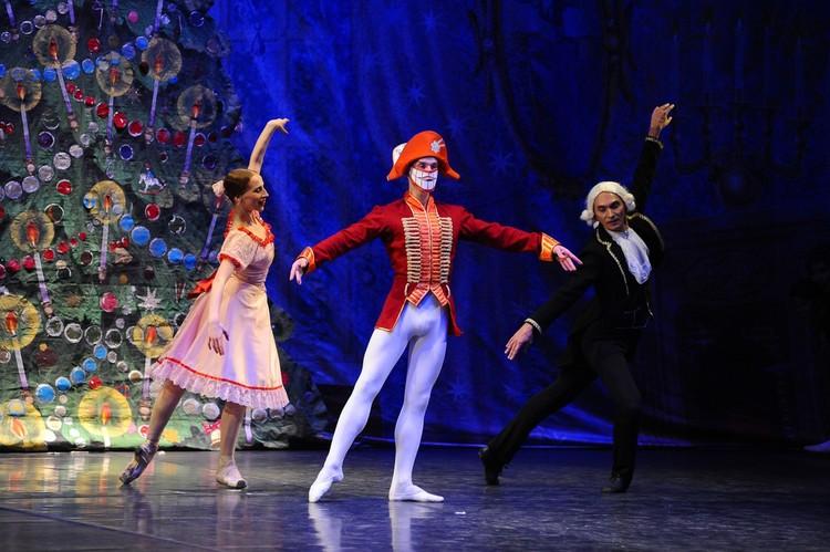На сцену выйдут артисты московского театра «Корона русского балета». Фото: Тверская академическая филармония.