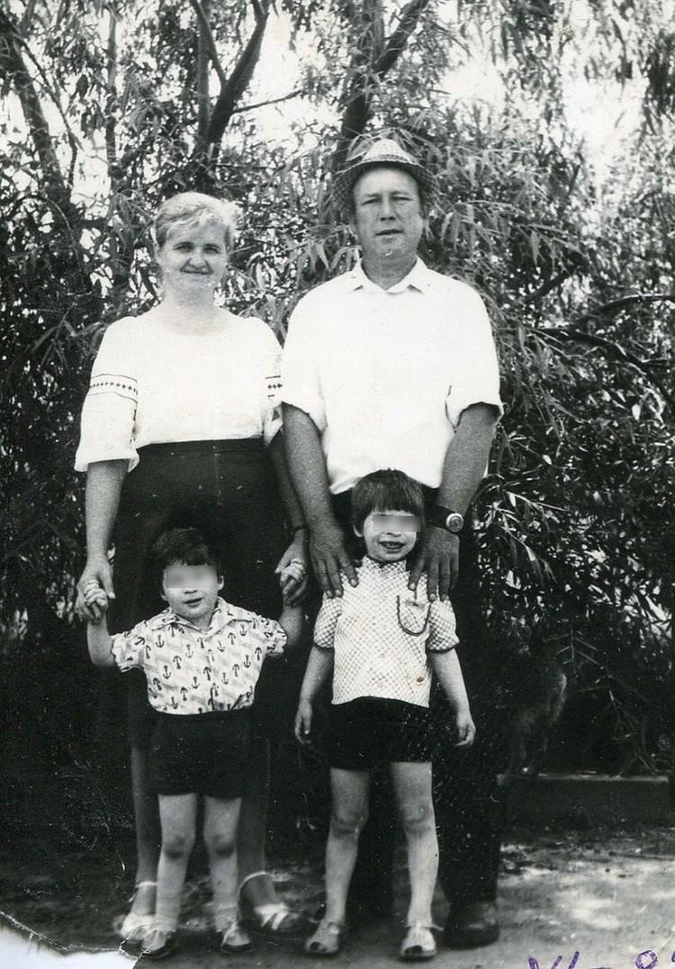 Саша и Вова после первых операций. Фото: из архива семьи