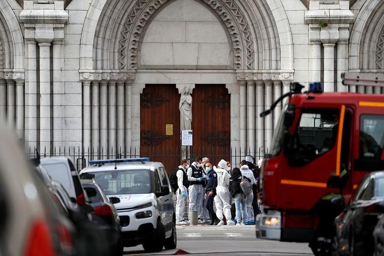 Национальная антитеррористическая прокуратура начала расследование.