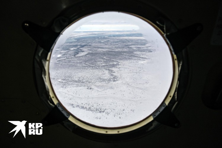 По пути к побережью Северного Ледовитого океана. Фото Максима Рязанцева