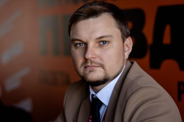 Александр Аверин, директор агентства недвижимости «Этажи» в Челябинске