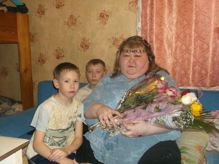 Для Ильи дети Галины от первого брака стали родными. Фото: Личный архив