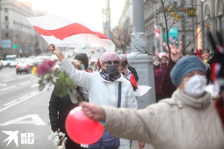Александр Лукашенко прошел инаугурацию, но акции протеста проходят до сих пор. Фото: Иван Иванов