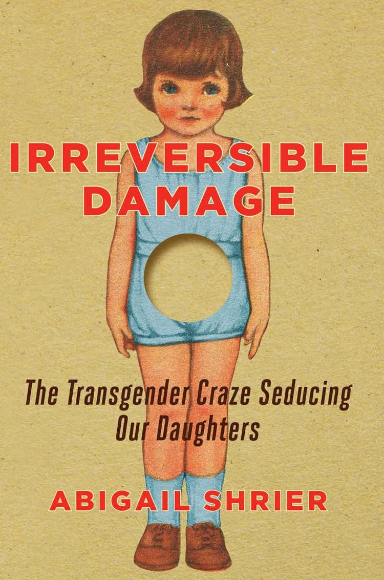 В США вышла книга «Необратимый ущерб: трансгендерное безумие соблазняет наших дочерей»