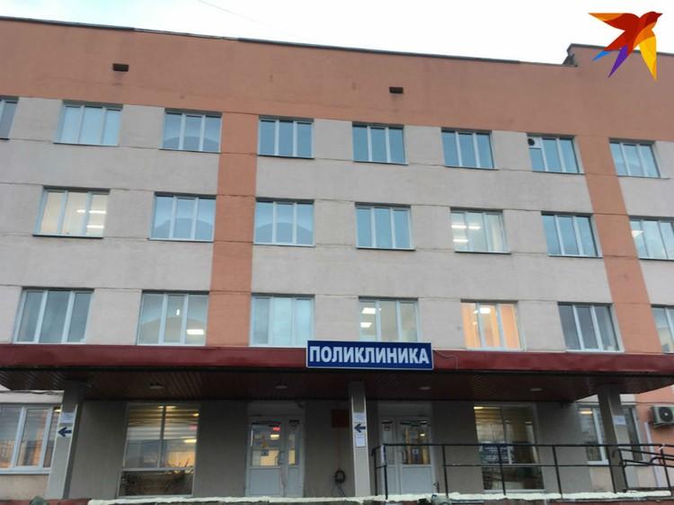 """Для """"легких"""" пациентов, у которых, например, невысокая температура, в филиале поликлиники №2 открыт специальный кабинет."""