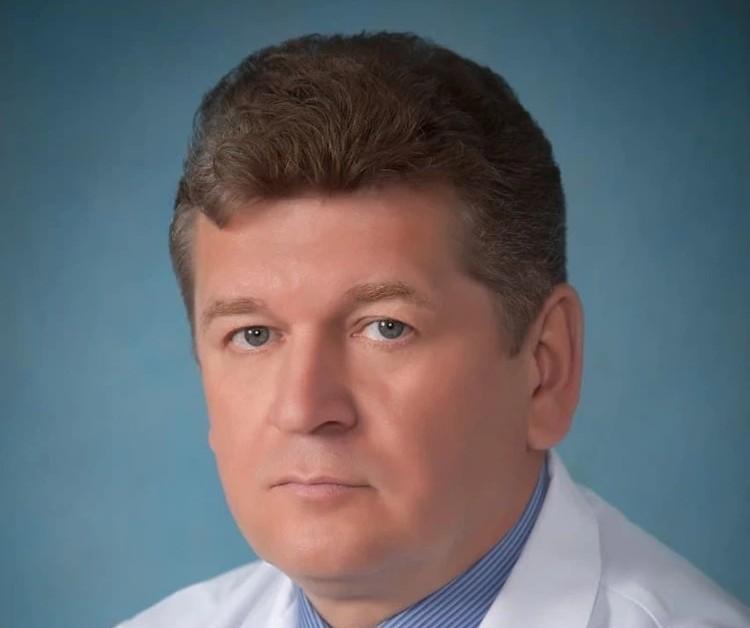 Сейчас Владимир Елистратов находится в ковидном госпитале