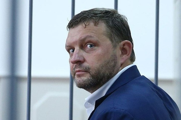 Экс-губернатор Кировской области Никита Белых. Фото: Станислав Красильников/ТАСС