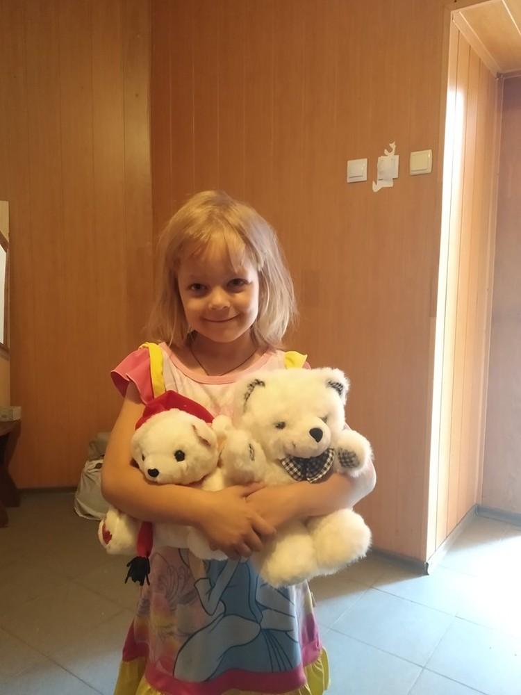 Игрушки для маленькой Ариши от «Выручалочки». Фото: из архива Галины Боженко