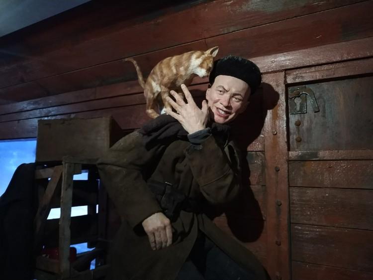 Кошек в Ленинграде после блокады практически не осталось