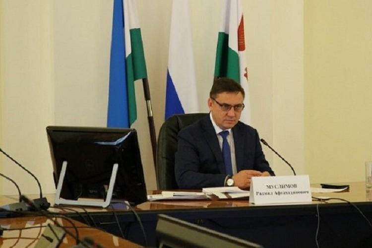 Радмил Муслимов фактически исполняет обязанности мэра Уфы с сентября 2020 года