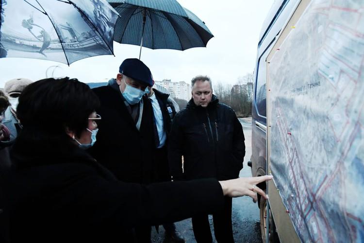 Земельные участки многодетным семьям власти обеспечивают всей необходимой инфраструктурой. Фото пресс-службы губернатора Ленинградской области