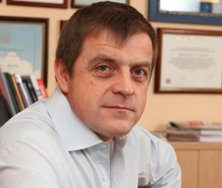 Вице-президент Российской гильдии риелторов Константин Апрелев.