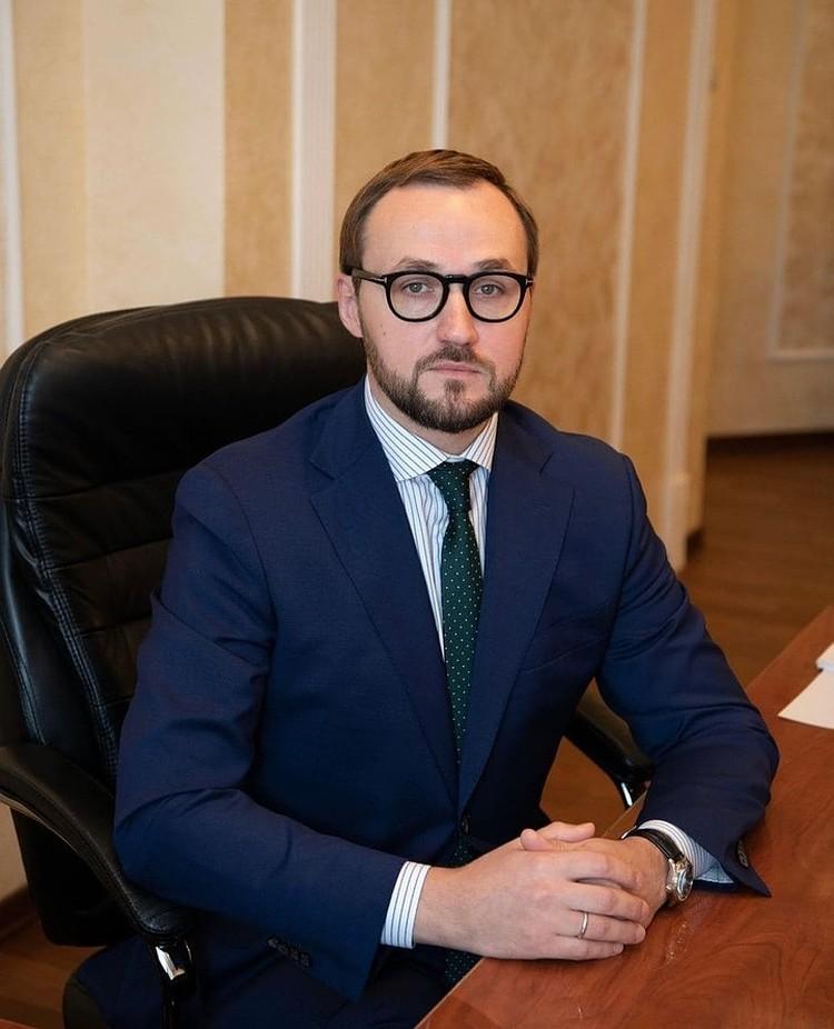 Генеральный директор «Донэнерго» Сергей Сизиков