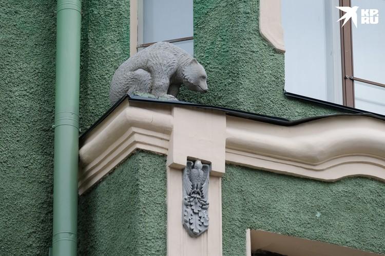 Восстановлением исторических жилых домов занимается Фонд капитального ремонта