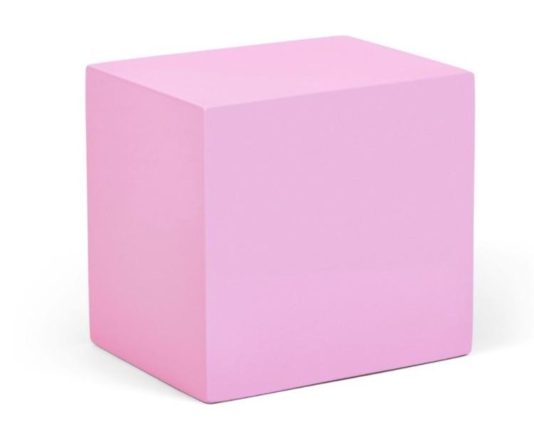 """""""Лиловый куб"""", аукционная цена - 81 тысяча долларов США. Фото: аукцион Sotheby's"""