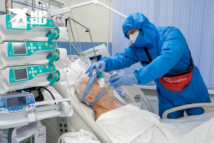 Для остановки эпидемии нужно чтобы иммунитет сформировался у 65 – 70 % населения.