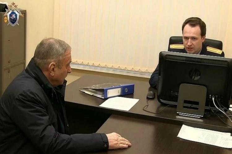 Владимира Быкова задержали в ноября 2019 года. Фото: kirov.sledkom.ru