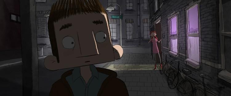 Кадр анимационного фильма «Себе на уме»
