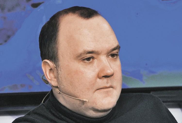 Павел Пряников.
