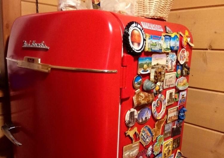 2 года назад холодильник отметил 60-летний юбилей