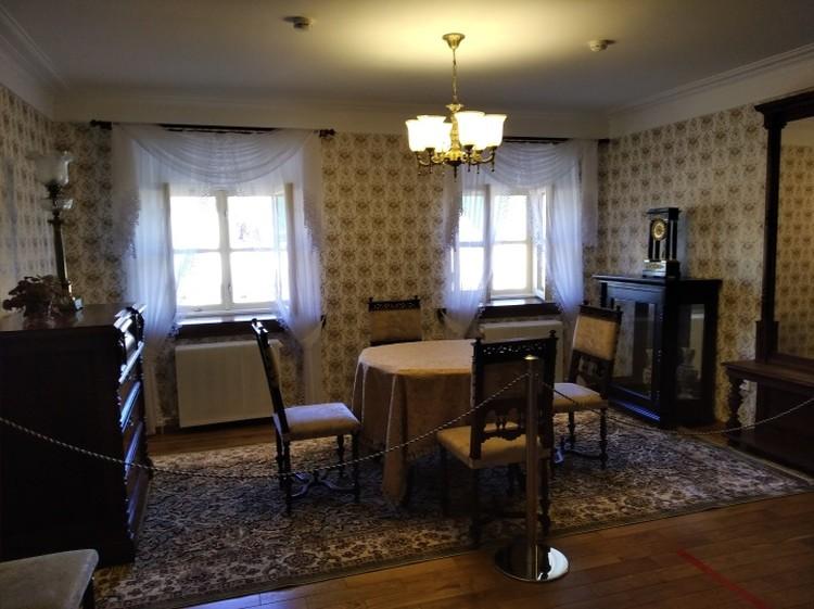 В Воробьевке у поэта гостили известные писатели, композиторы и общественные деятели того времени