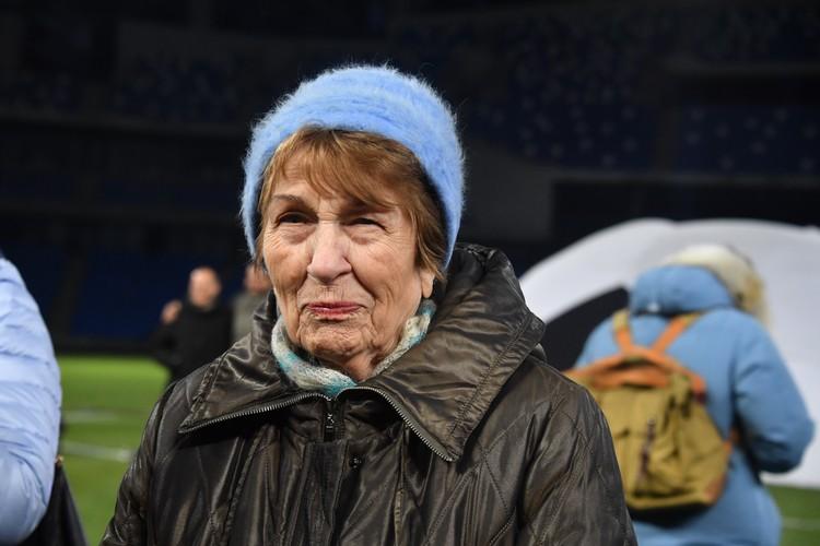 Валентина Яшина.