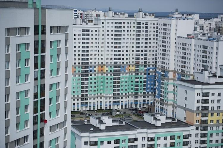 Екатеринбург - один из флагманов по строительству нового жилья