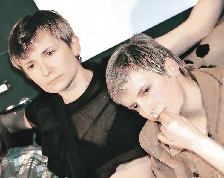 Диана Арбенина и Светлана Сурганова познакомились в 1993 году и выступали вместе 9 лет. Фото: Личный архив