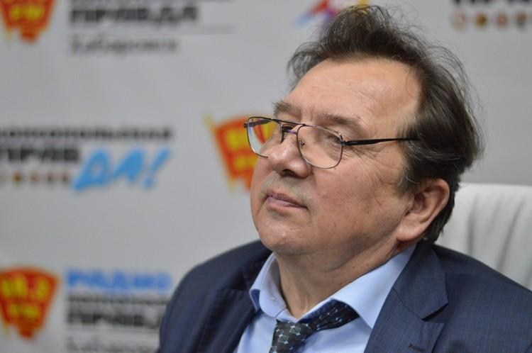 Владимир Андронов, директор ФГБУ «Заповедное Приамурье»