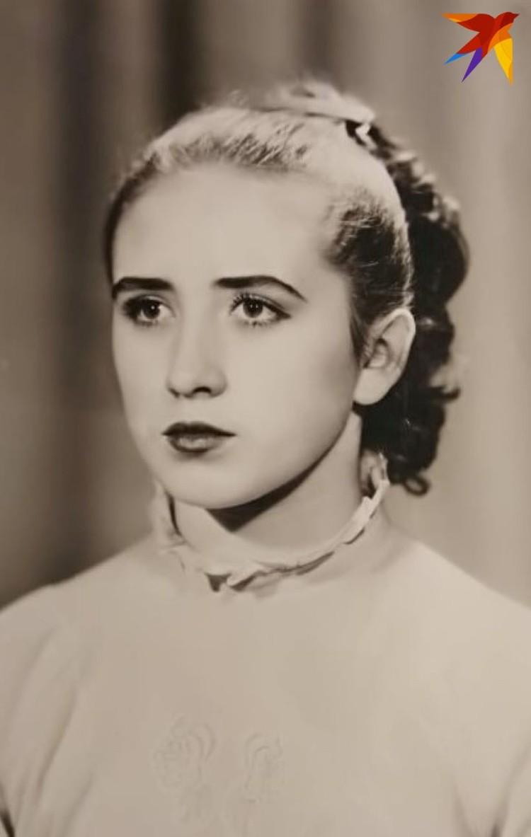 Людмила Сидоркевич мечтала о сцене со школы.